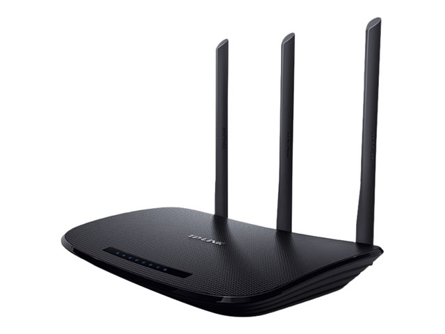 4 V3 High Performance N Wireless 4 Port